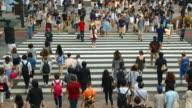 Harajuku Crossing, Tokio