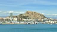 Harbor - Alicante, Spain