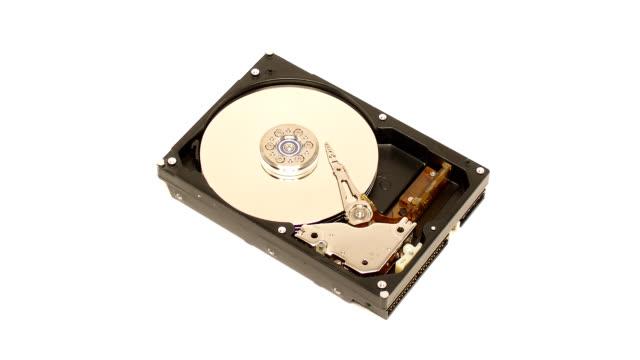 Disco rigido HD