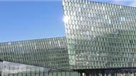 Harpa Konzertsaal Reykjavik