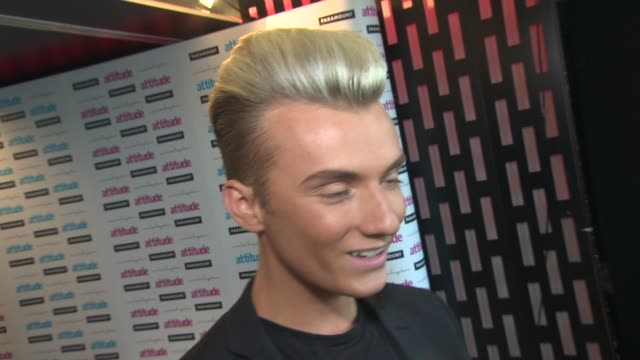 INTERVIEW Harry Derbridge on Frankie Essex Marbella and Homophobia at Attitude Magazine Summer Party
