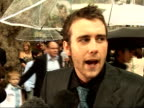 'Harry Potter and the Order of the Phoenix' Interviews with cast Matthew Lewis interview SOT I can't believe all these people turned up when it is so...