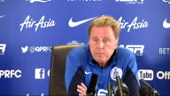 Harry Redknapp comments on Adel Taarabt Harry Redknapp press conference SOT The only person can help Adel is himself and I want him to do that / I...