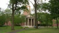 WS Harvard University campus / Cambridge, Massachusetts, USA