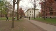 ATMOSPHERE Harvard University campus