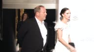 Harvey Weinstein Georgina Chapman at de Grisogono Party 64th Cannes Film Festival on May 17 2011 in Antibes France