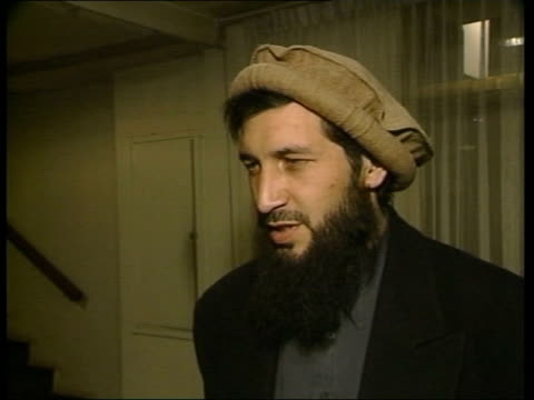 Hashmatullah Moslih interview SOT Talks of locals not reacting well to foreign peacekeeping troops