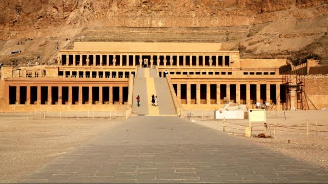 Hatschepsut-Tempel in Luxor, Ägypten