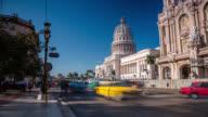 TIME LAPSE: Havana Capitolio - Cuba