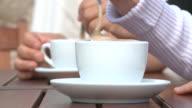 HD: Having Coffee