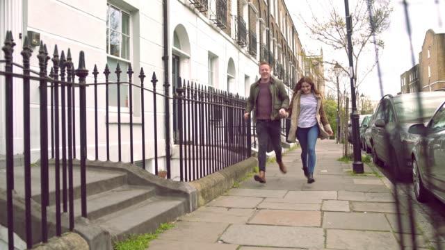 Spaß auf den Straßen Londons