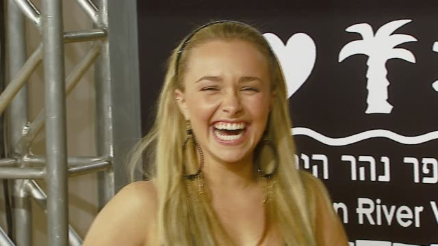 Hayden Panettiere at the MGM's 'Rocky Balboa' World Premiere at Grauman's Chinese Theatre in Hollywood California on December 13 2006