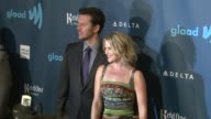 Hayes MacArthur Ali Larter at 24th Annual GLAAD Media Awards 4/20/2013 in Los Angeles CA