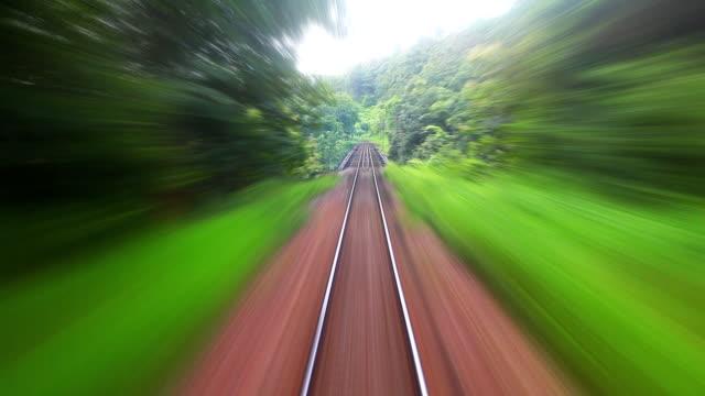 HD: l'avventura al treno. (Time Lapse)