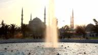 HD:Blue Mosque, Istanbul, TURKEY