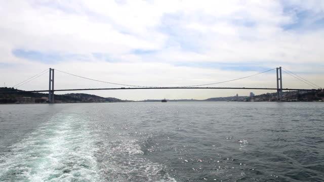 HD:Bosphorus Bridge, Istanbul, TURKEY