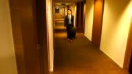 HD:Businessman arrived.