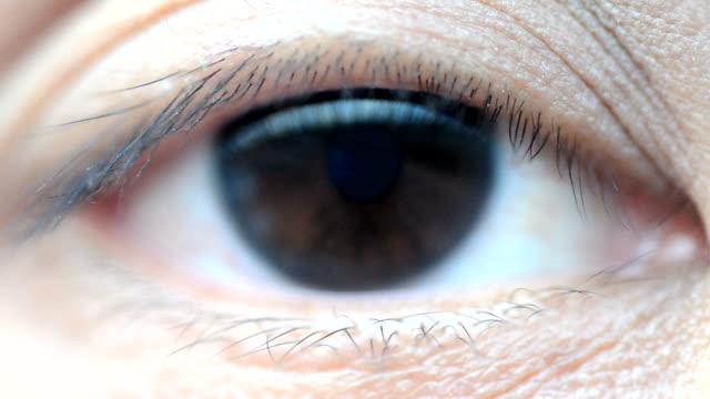 HD:Close-up Human eye