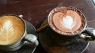 HD:Coffee and hot chocolate