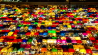 HD:Colorful local night market