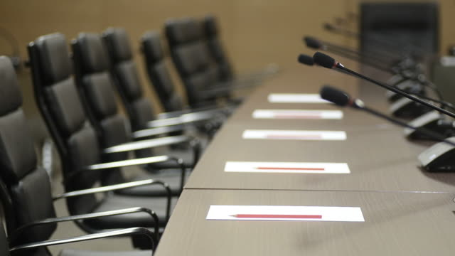 HD:Conference room before seminar