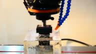 HD:Cutting iron metal machine
