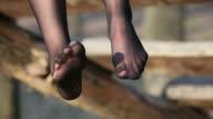 HD:Female Legs In Stockings