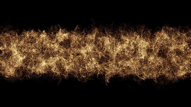 HD:Gold Particles