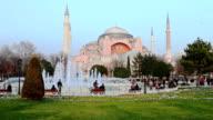 HD:Hagia Sophia , istanbul, TURKEY