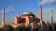 HD:Hagia Sophia, **Time Lapse**, Istanbul, TURKEY