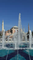 HD:Hagia Sophia **Vertical**, Istanbul, TURKEY