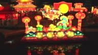 HD:Lantern festival,Lunar new year cerebration.