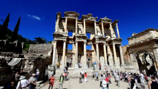 HD: der Celsus-Bibliothek, Türkei