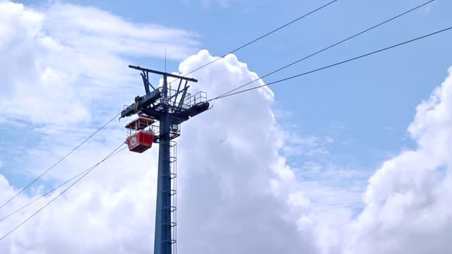 HD: Skilift-Gondel