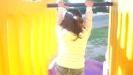 HD:Little Girl Sliding