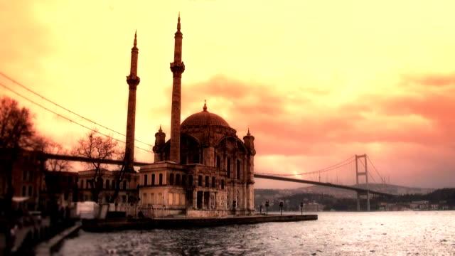 HD:Ortakoy Mosque Istanbul TURKEY