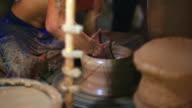 HD:Pottery handmade .