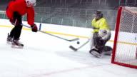 HD:Super Slo-Mo Shot of Penalty Shot