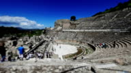 HD:The Great Theatre of Ephesus, **Time Lapse**, TURKEY