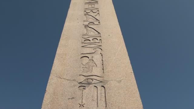 HD: der Obelisk des Theodosius Istanbul, Türkei