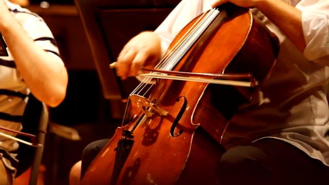 HD: Violoncello Spieler.