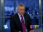 Headlines STUDIO Dimbleby with Lord Steel Electoral system has worked against the Liberal Democrat system / Best Liberal success since Lloyd George