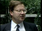 AIDS Testing EXT Roy Brimblecombe interview SOF 'Like the BMA policy holders'