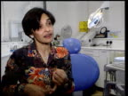 Tongue Piercing Dentists Warn of Health Hazard ITN Dr Aditi Desai interview SOT Talks of advice she would give to people Stud in tongue of Kate...