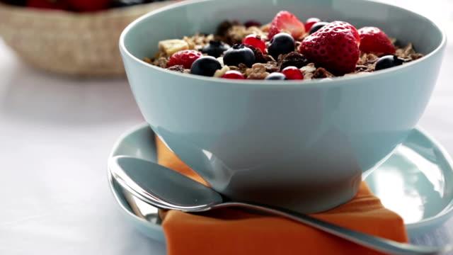Prima colazione salutare