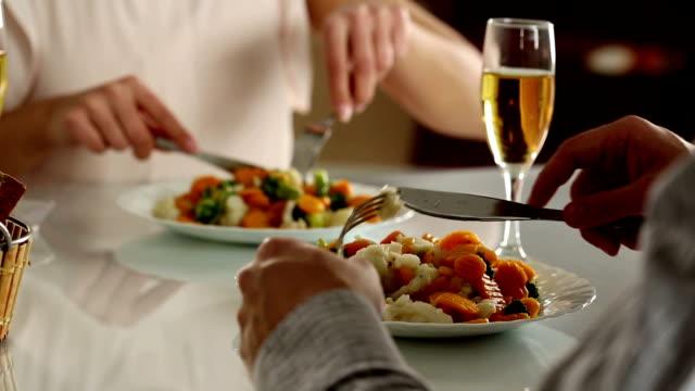 Gesundes Abendessen