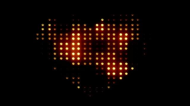 Heart of lights loop