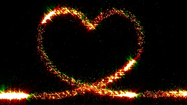 Heart shape loop
