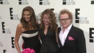 Heather McDonald Sarah Colonna and Brad Wollack at E Upfront 2012 at Gotham Hall on April 30 2012 in New York New York