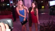 Heather Starlet and Madison Ivy at BOA in West Hollywood CA on 04/27/12